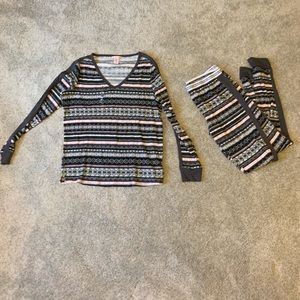 NWT Victoria's Secret PJ set